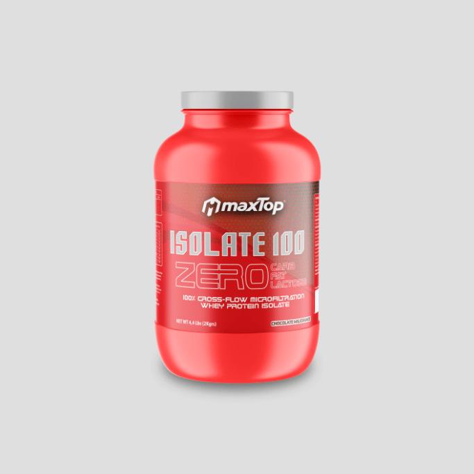 Isolate 100 - Chocolate & Milkshake - Proteinas