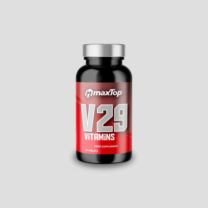 V29 Vitamins - vitaminas y minerales