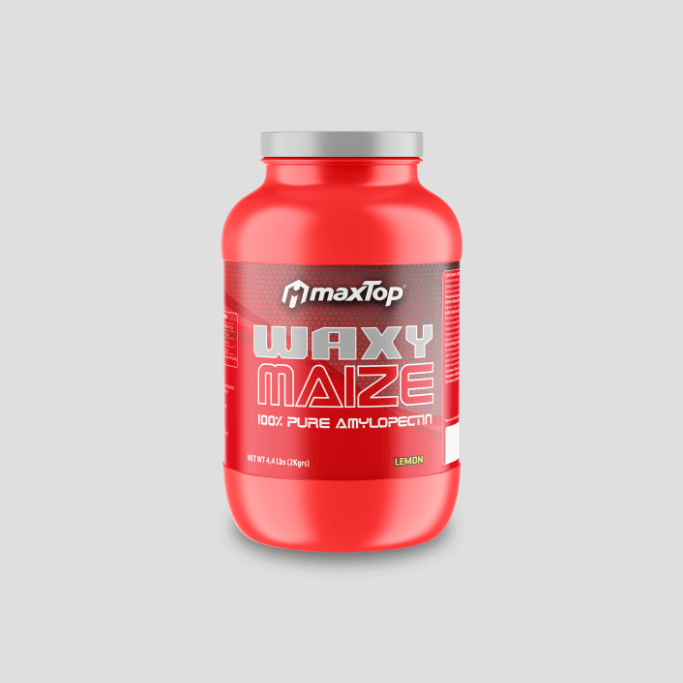 Waxy Maize - Lemon - Gainer y carbohidratos